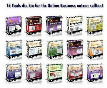 Programme fuer ihr online Business
