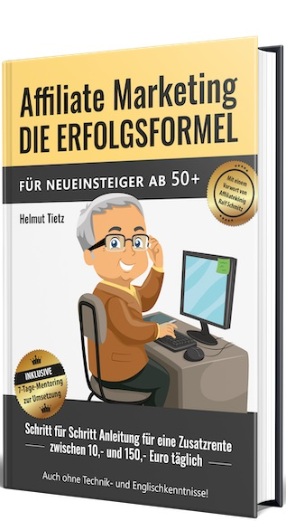 Affiliate Marketing fuer Neueinsteiger ab 50 plus