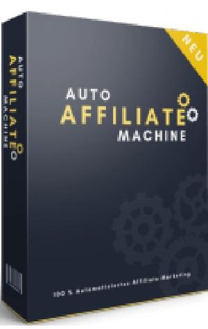 Auto Affiliate Maschine fuerr Facebook