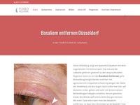 Basaliom entfernen in Duesseldorf
