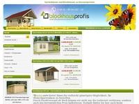 Blockhaus - Garten und mehr