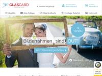 GlasCard - Glasbilder selbst gestalten