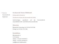 Berliner Rechtsanwalts-Kanzlei Hildebrandt