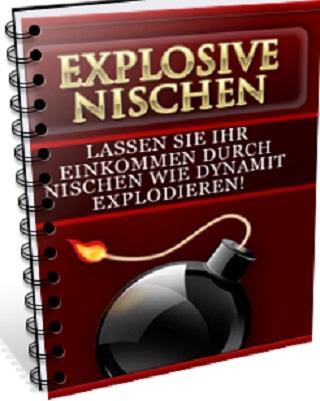 Explosive Nischen mit PLR