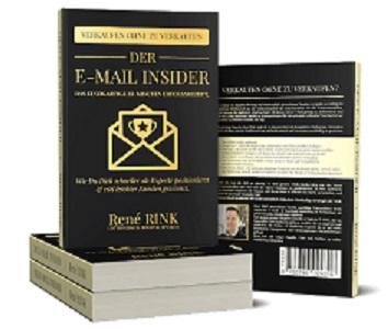 E Mail Insider  Experten Buch  von Rene Renk