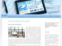 Simulator Daytrading
