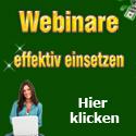 Webinare effektiv einsetzen